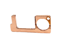 Antimicrobial No-Touch Key - Copper
